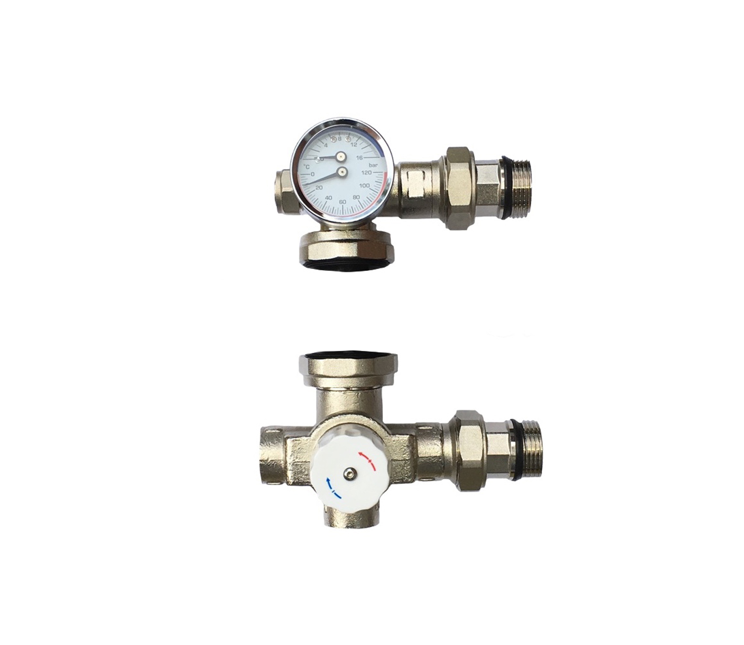 Temperature Blending Valve, Thermal Actuator Ireland