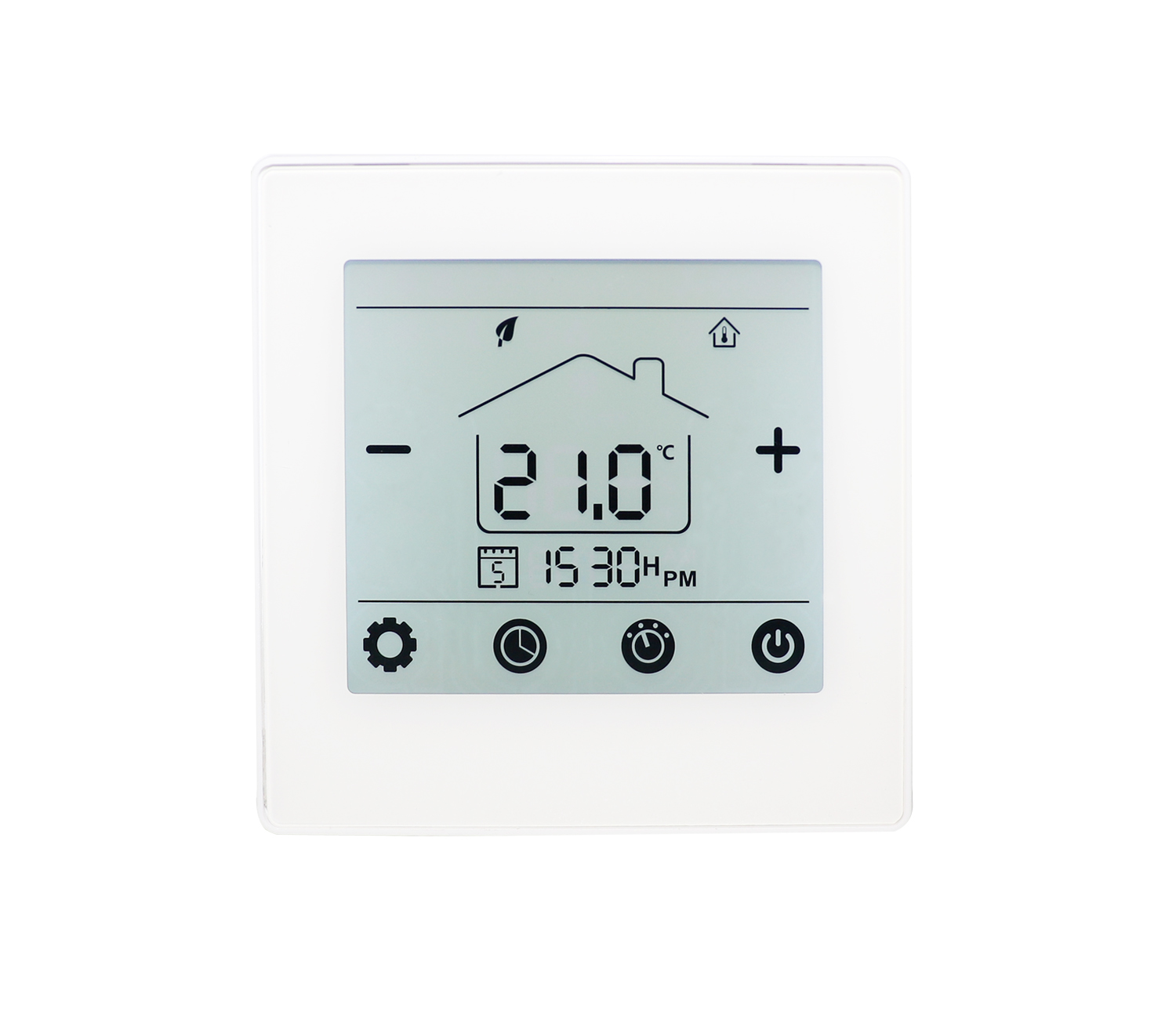 HT-09 Electric Heating Thermostat, Best Wifi Thermostat