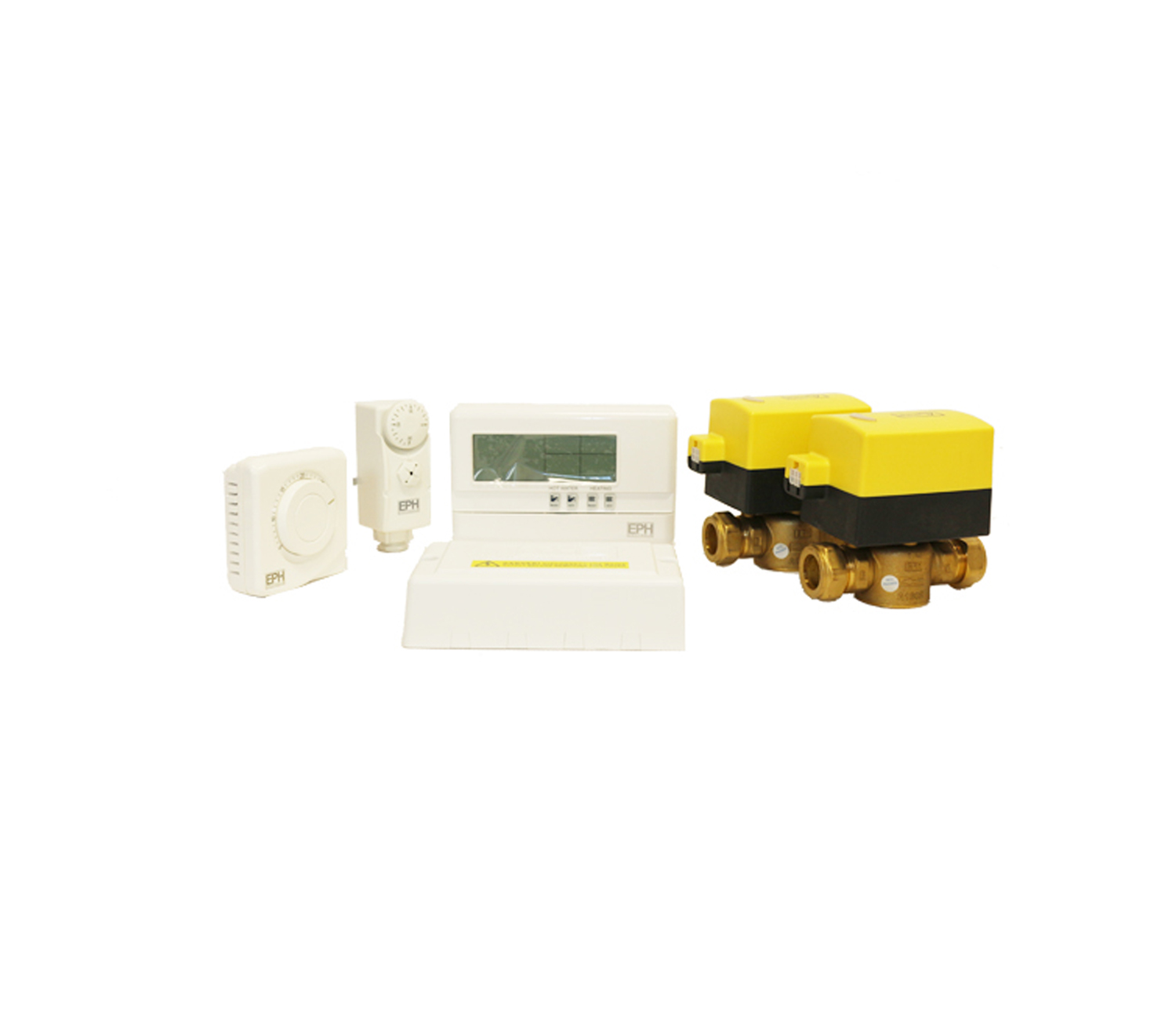 2 Zone Heating Control Pack - Heating Controls