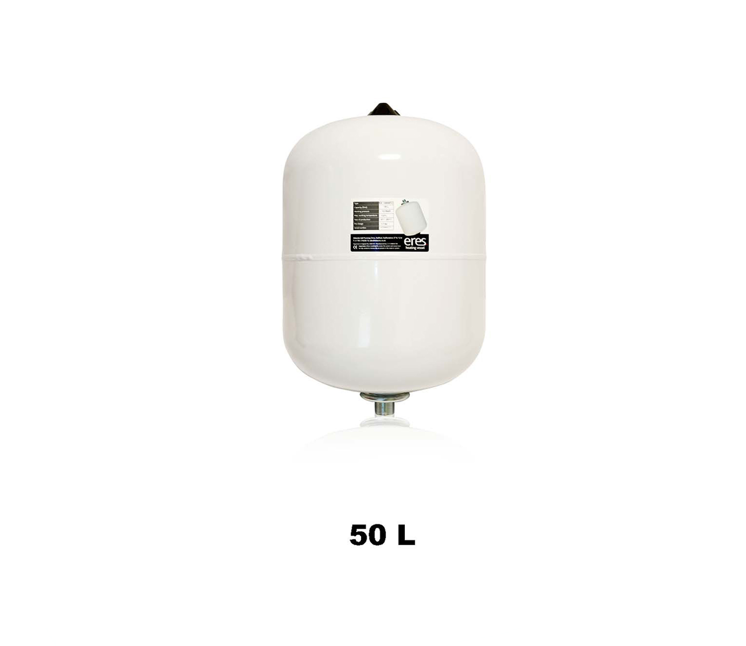 Solar expansion Vessel 50 L high temp