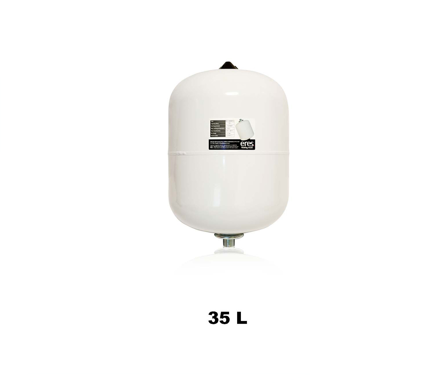 Solar expansion Vessel 35 L high temp