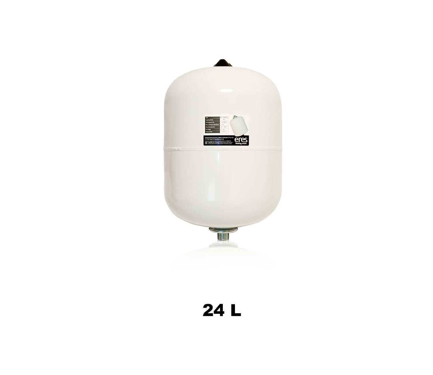 Solar expansion Vessel 24 L high temp