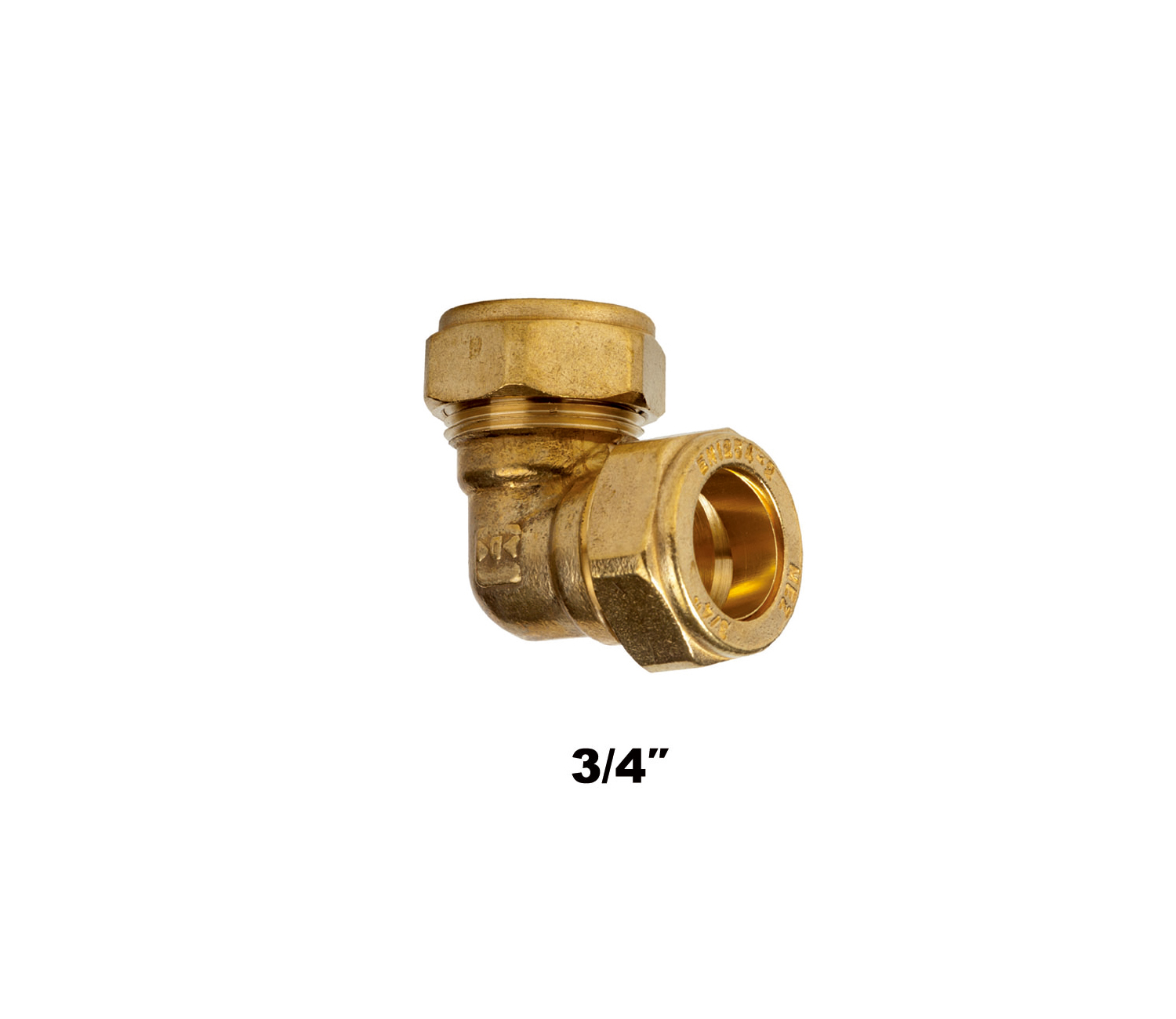 Compression Elbow C X C 3/4″ (3152)