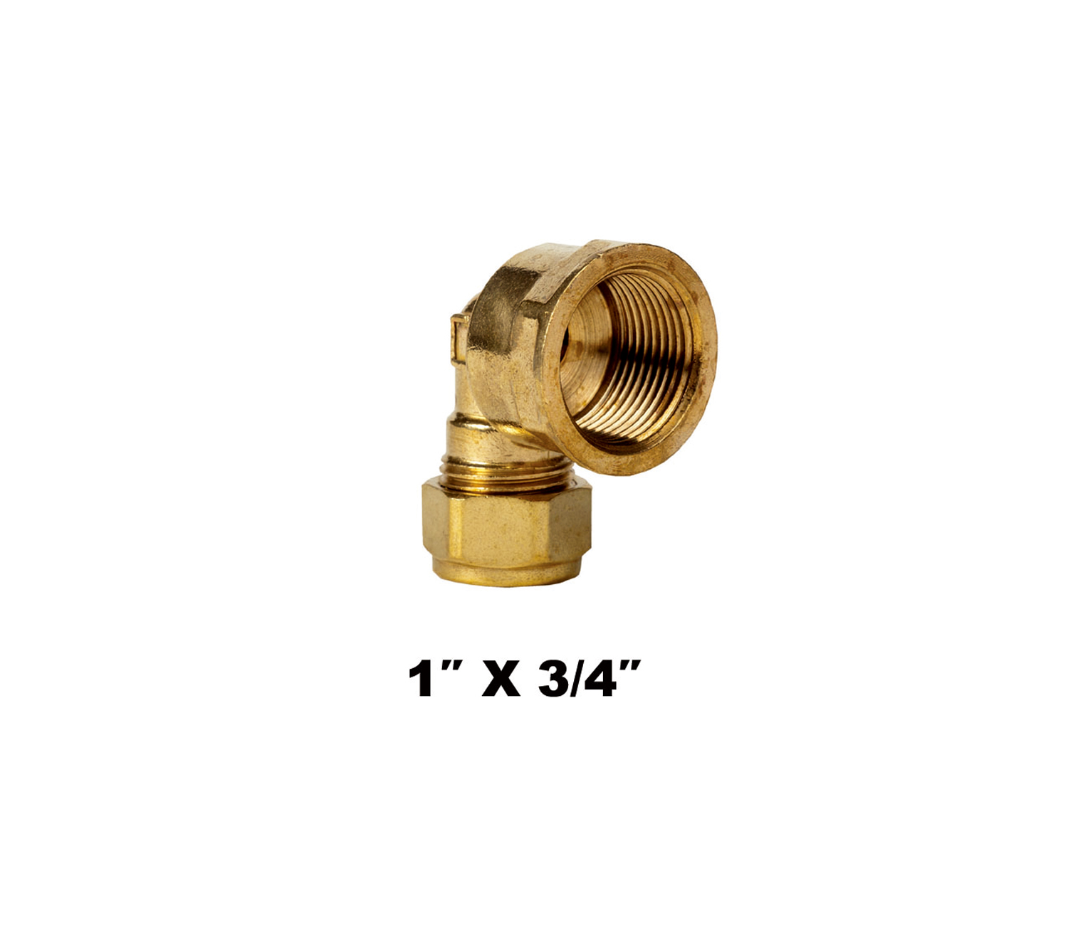 Compression Elbow FI X C 1″ X 3/4″ (31732)