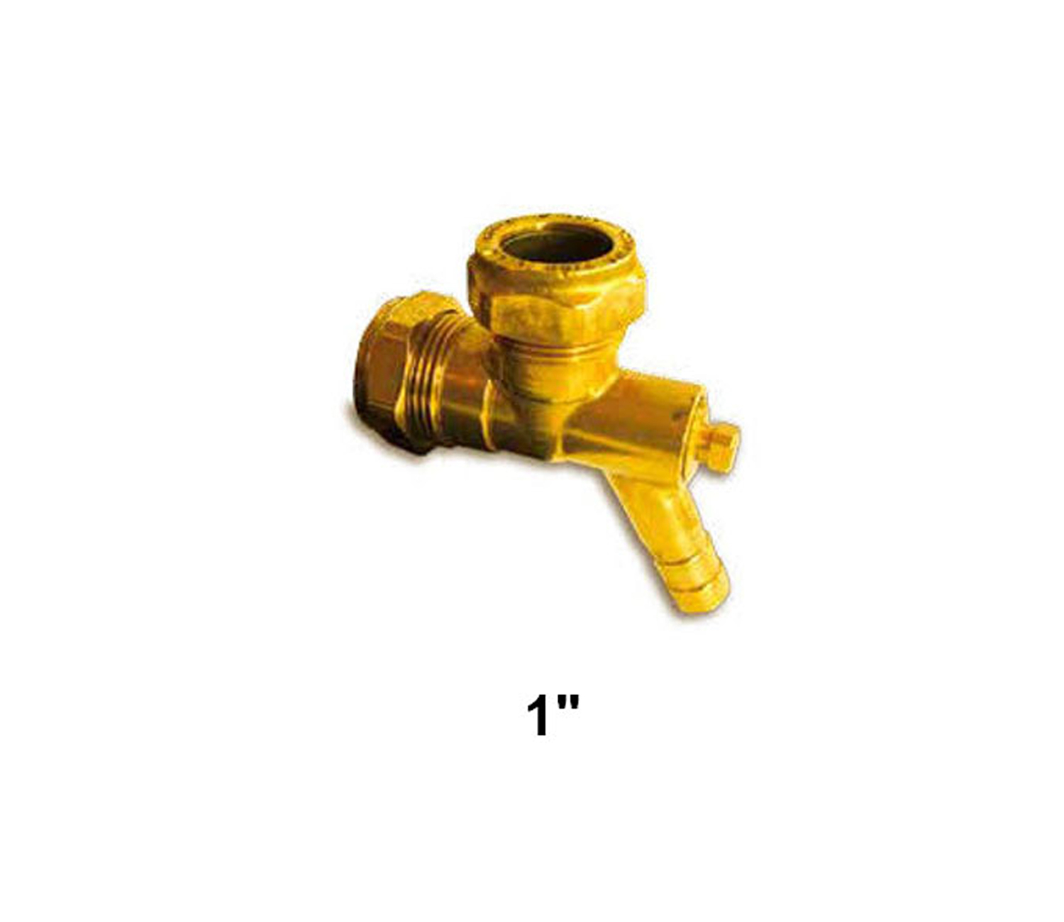 Elbow with combined M.T. Plug C x C 1″ (4713)
