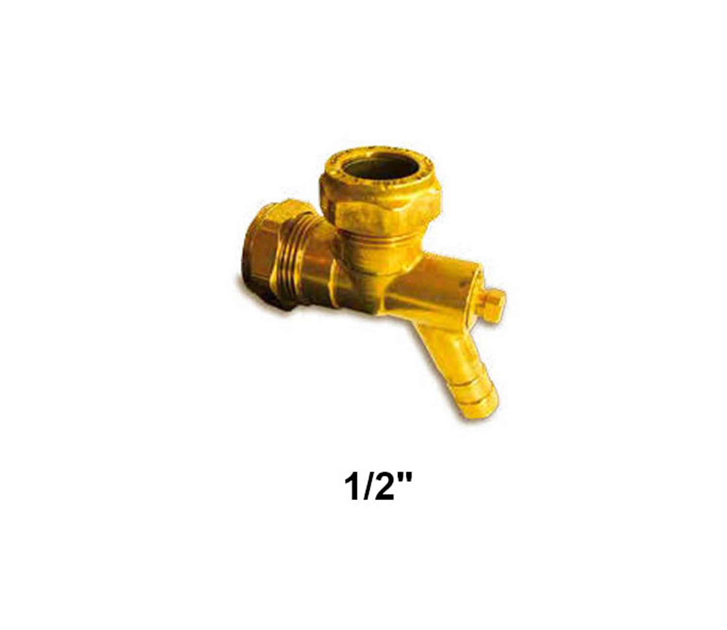 Elbow with combined M.T. Plug C x C 1/2″ (4711)
