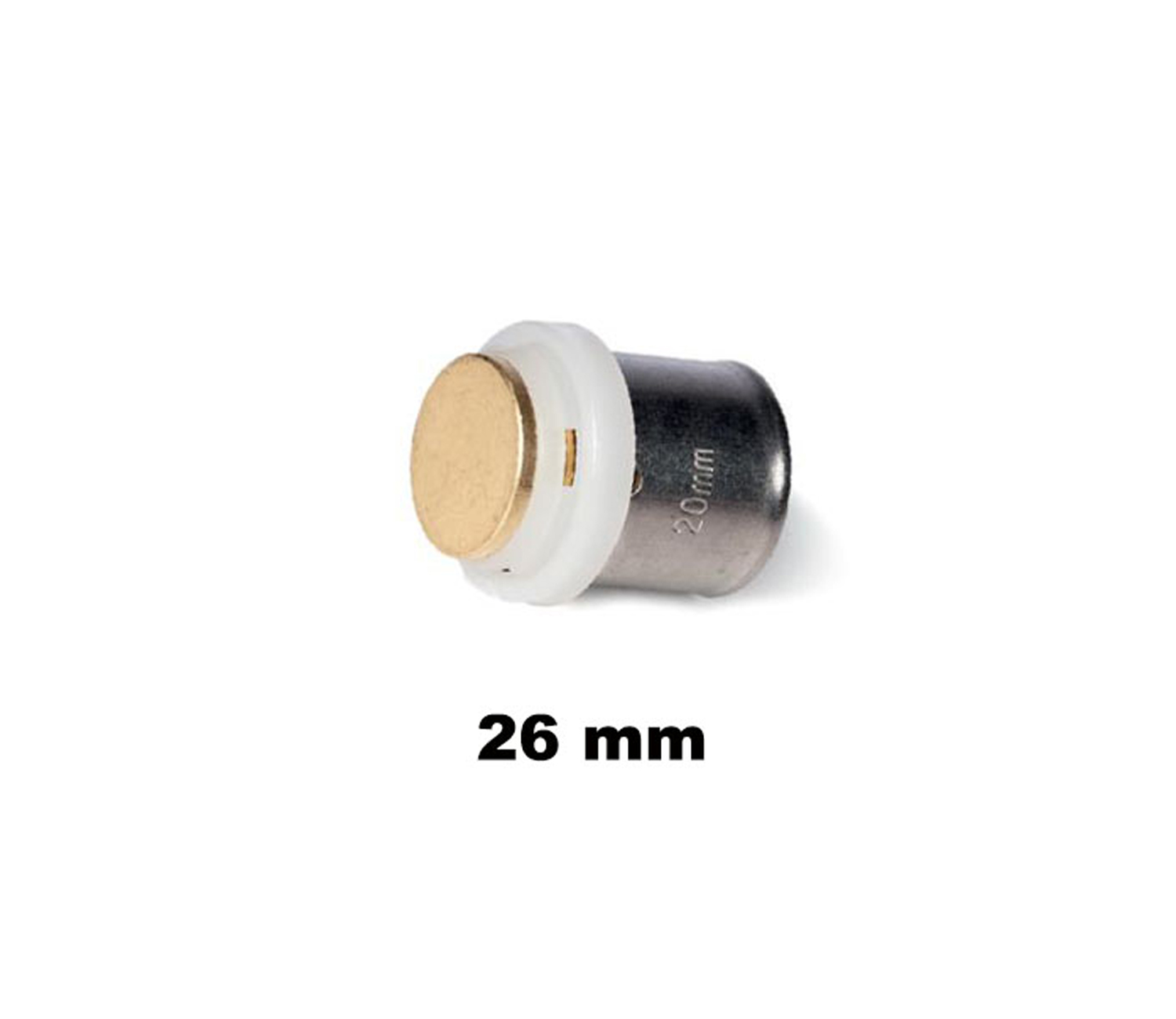 Stop End 26mm (51003)