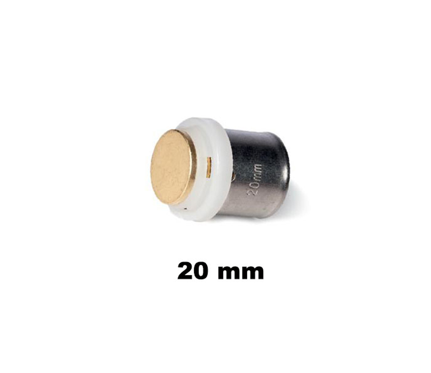 Stop End 20mm (51002)