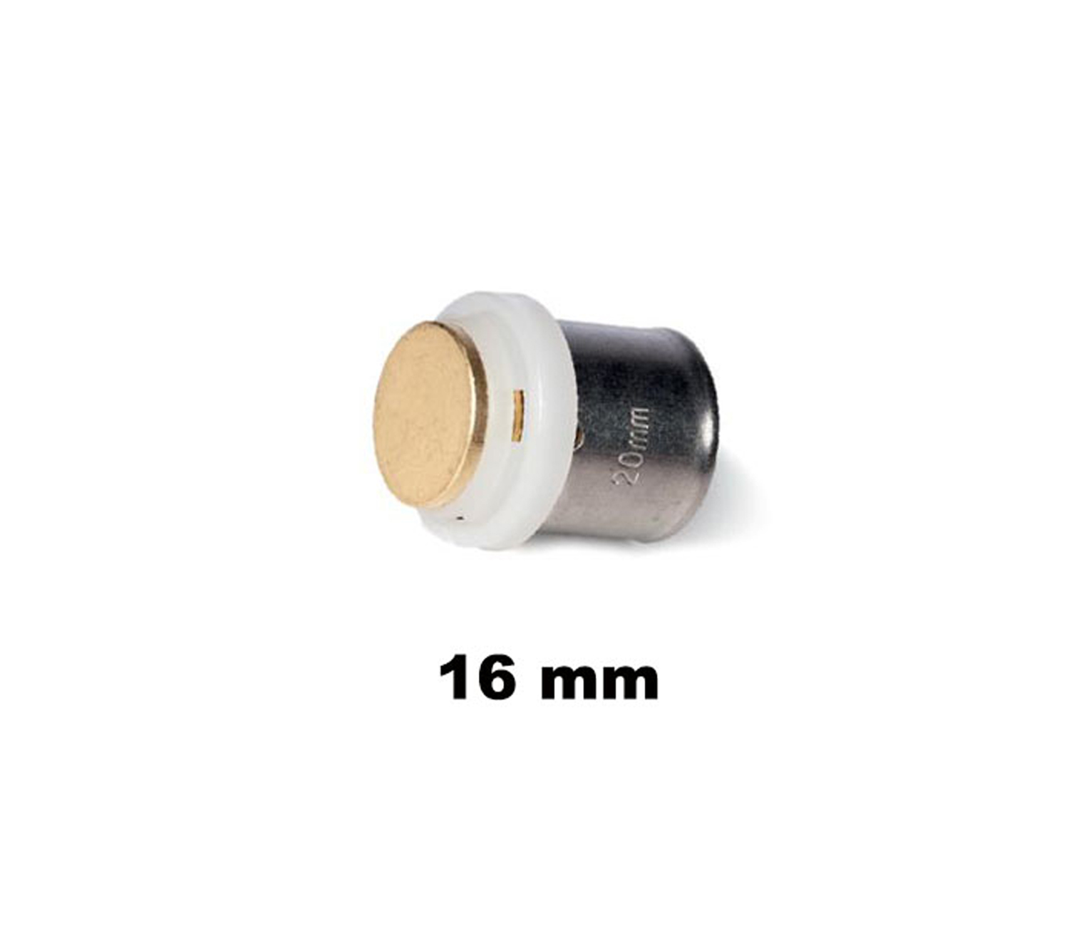 Stop End 16mm (51001)