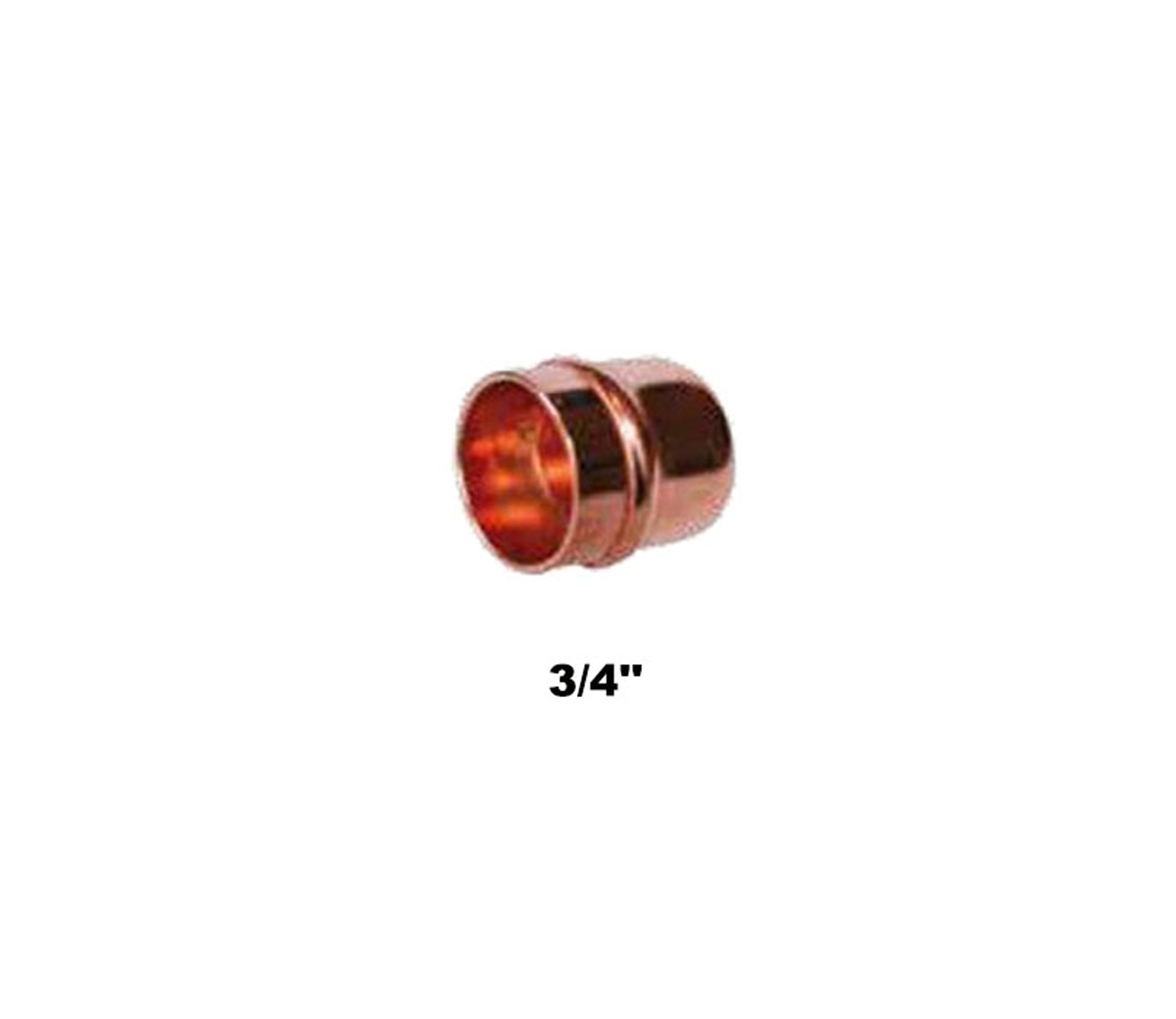 "Compression Stop End 3/4"" (10722)"