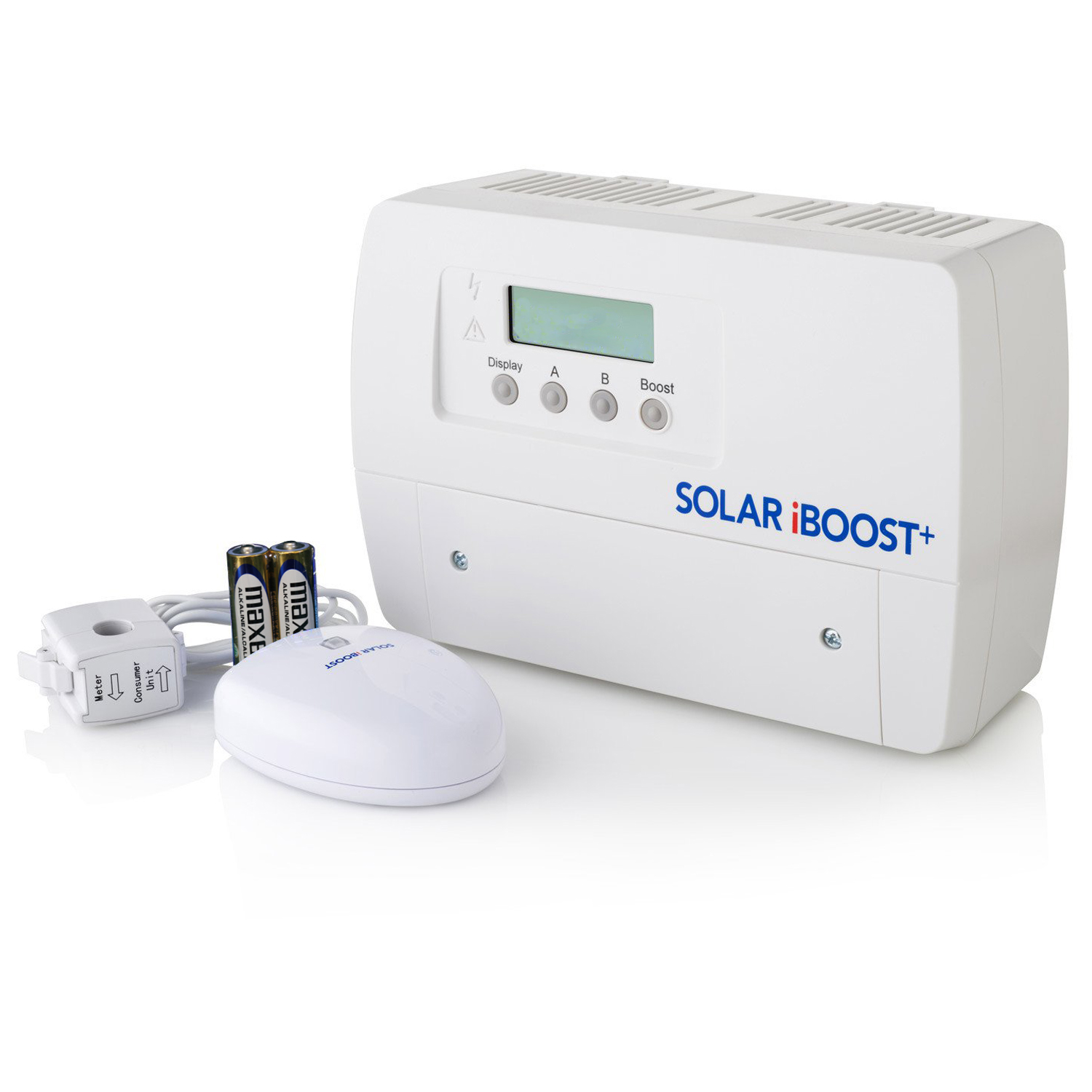 iBoost Solar pv immersion controller, iBoost solar immersion controller