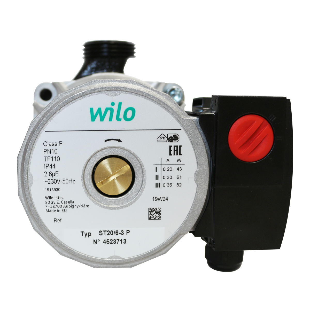 Solar Pumping Station Replacement-Wilo Pump