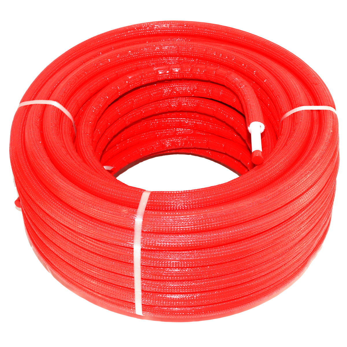 Insulation Pipe 16 x 2.0 × 50 m PEX-AL-PEX Red