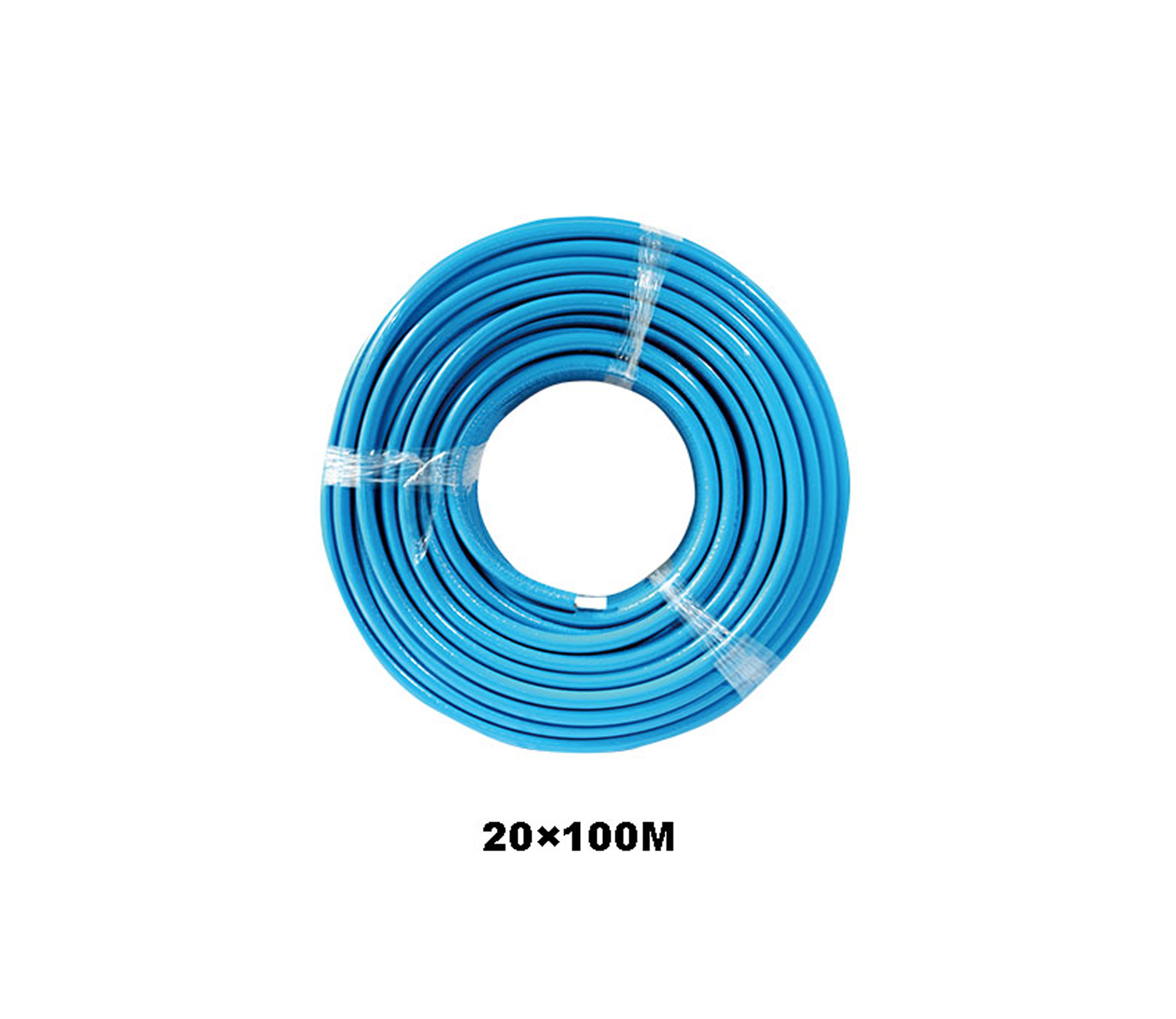 PEX-AL-PEX Insulated Multilayer Pipe 20×100M (Blue)