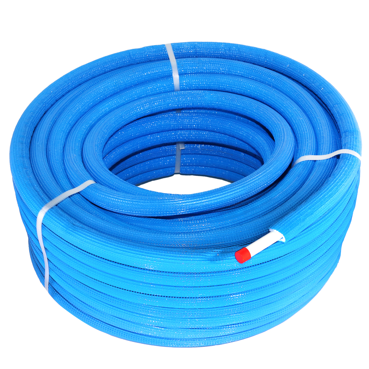 Insulation Pipe Multilayer 16 x 2 x 50 m PEX-AL-PEX Blue
