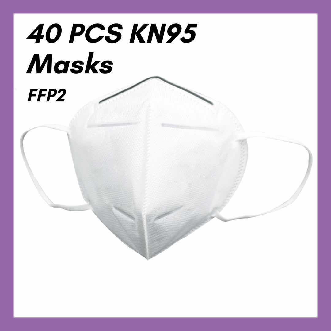 Kn95(40 Pieces)