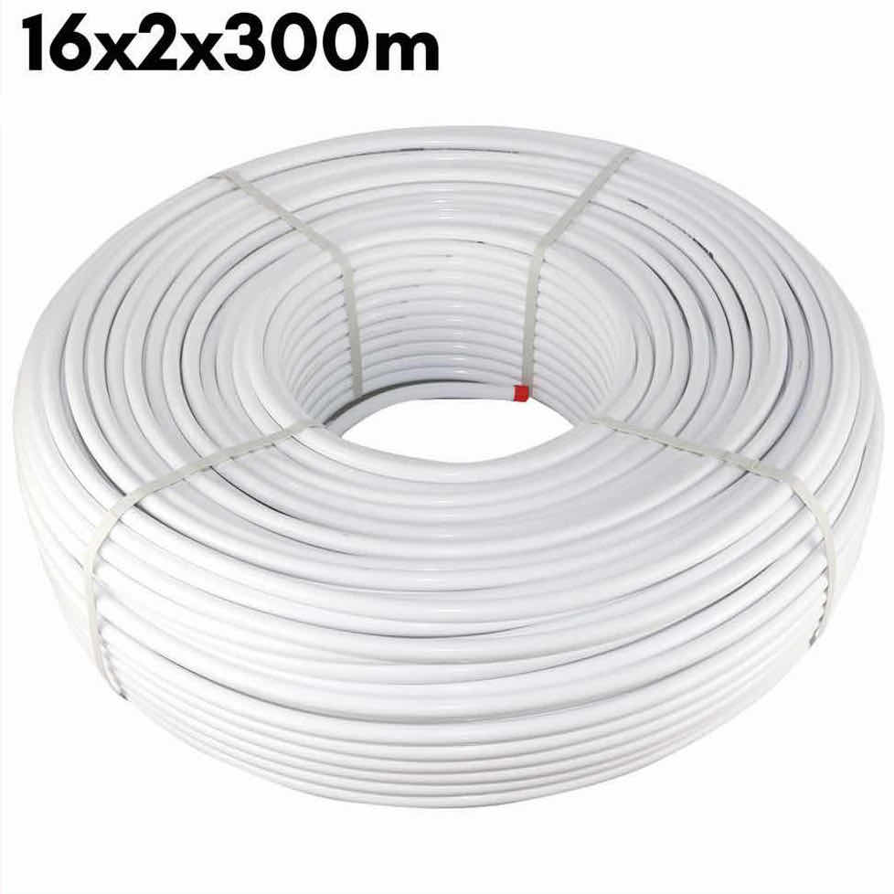 Pert-Al-Pert Multilayer Pipe 16 × 2.0 × 300 m