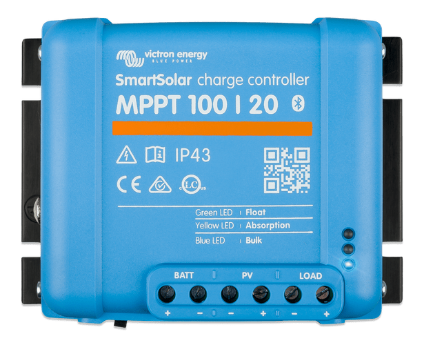 Mppt Smart Solar Charge Controllers